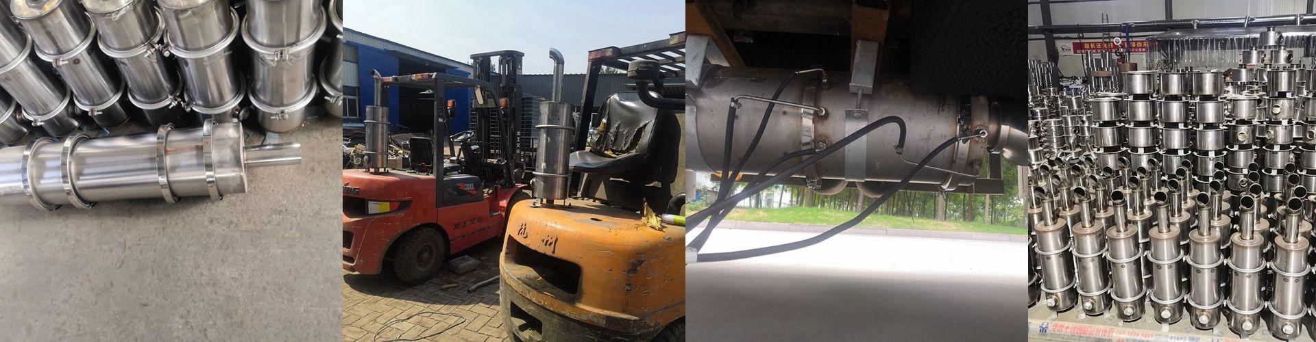 北京柴油车尾气处理装置